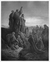 Apostles Preach the Gospel