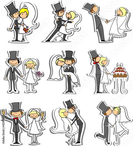 Фотографий жених и невеста в любви
