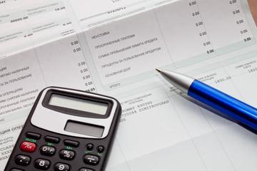 отчет по кредиту