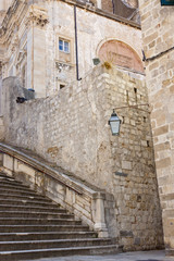Typical croatin architecture - Dubrovnik.