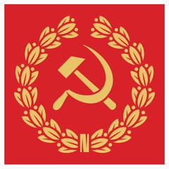 Socialism emblem