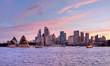 Sydney, Pink Sunset 1
