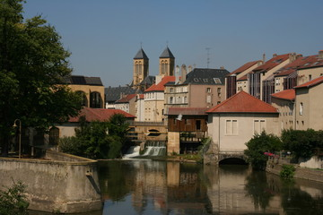 Quartier Pontiffroy - Metz