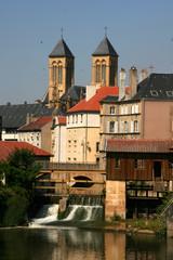 Lavoirs - Quartier Pontiffroy - Metz