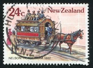 Nelson Horse Tram