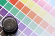Farbkalibration - Testblatt