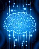 cyborg brain