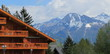 Chalet in Crans Montana by summer, Switzerland
