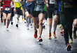 Marathon runners - 42057431