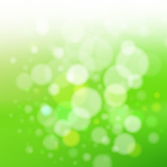 green background, eps10 vector