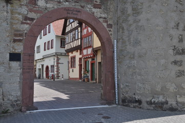 Maintor in Karlstadt