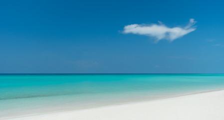 traumhaftes Strand Panorama