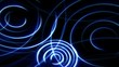 neon targets rotate