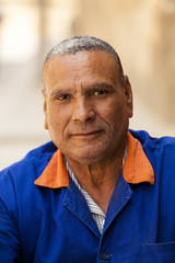 Local Egyptian Man From Cairo