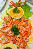 tiger shrimps - Gambas