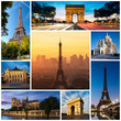 Fototapeten,eiffelturm,paris,frankreich,notre dame
