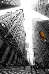 Fototapeta 3D wieżowce Nowy Jork