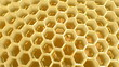 3D Honeycomb wide shot rotating