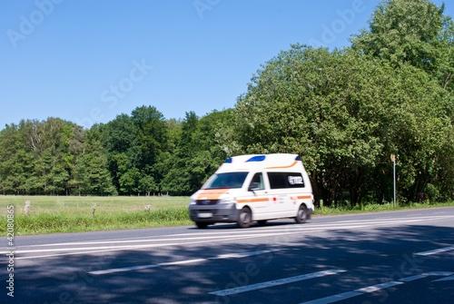 Krankenwagen -2