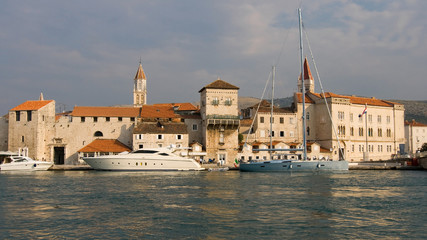 Old town of Trogir