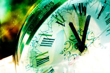 concepto abstracto de tiempo