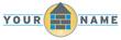 Logo Signet Bau Bauen Haus Schlüsselfertig mit QXP9 Datei