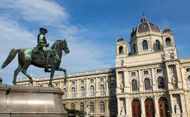 Kunsthistorisches Museum in Vienna.