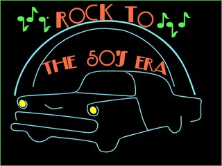 Rockin to the 50's....