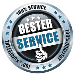 Bester Service - Button