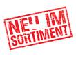 Stempel - Neu Im Sortiment (I)