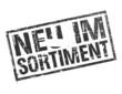 Stempel - Neu Im Sortiment (II)