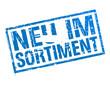 Stempel - Neu Im Sortiment (III)