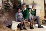 Fototapety School kids