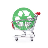Socially responsible consumerism poster