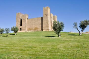 Castillo de Sádaba, Zaragoza (España)