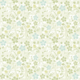 Fototapety Flower seamless pattern