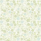Fototapety Flower seamless pattern