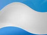 Light Gray background Vivezit HC,light blue fill waves