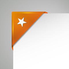 vietnam vector flag corner