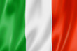 Leinwandbild Motiv Italian flag
