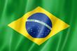 Leinwandbild Motiv Brazilian flag