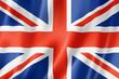 Leinwandbild Motiv British flag