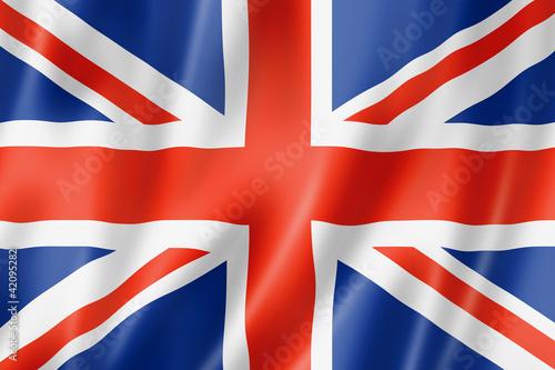 British flag - 42095282