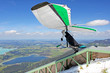 Hang gliding in Bavaria, Germany