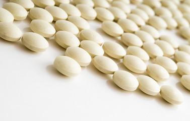 Viele Tabletten