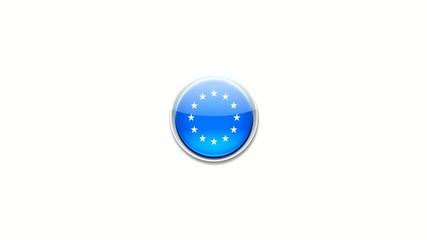 European Union - button