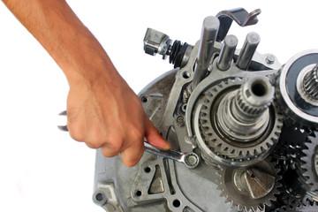 gearbox repairing