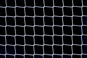 Net on Black