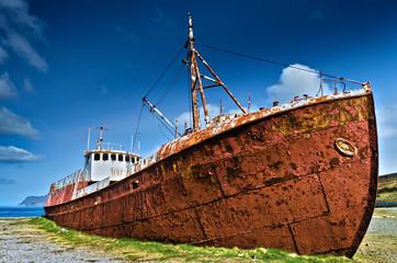 Garður Shipwreck