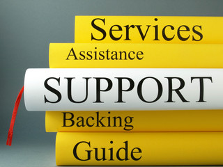 Support book